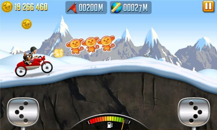 Angry Gran Racing гоночная игр