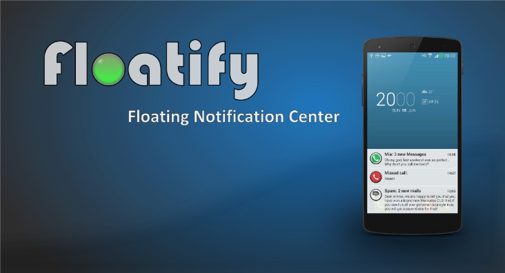 Floatify Smart Notifications
