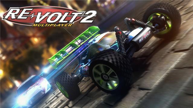 Re-volt 2: multiplayer