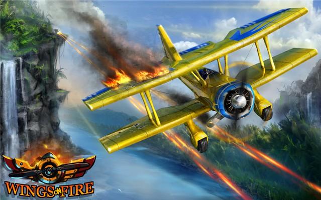 Wings on Fire