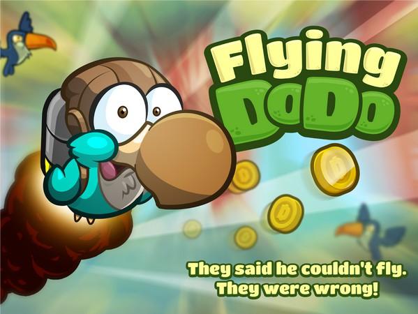 Flying Dodo: Wilbur's Fun Ride