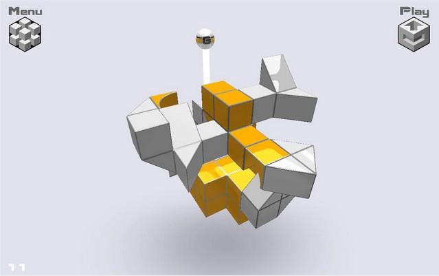 G cube FREE 3D