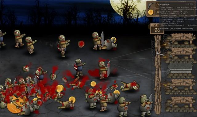 Игры стратегии с зомби онлайн бесплатно онлайн стрелялки без читеров