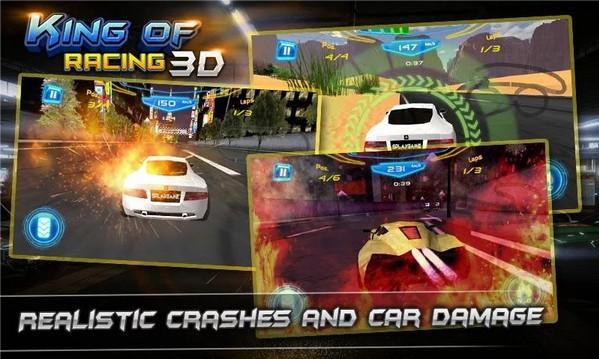 KING OF RACING 3D
