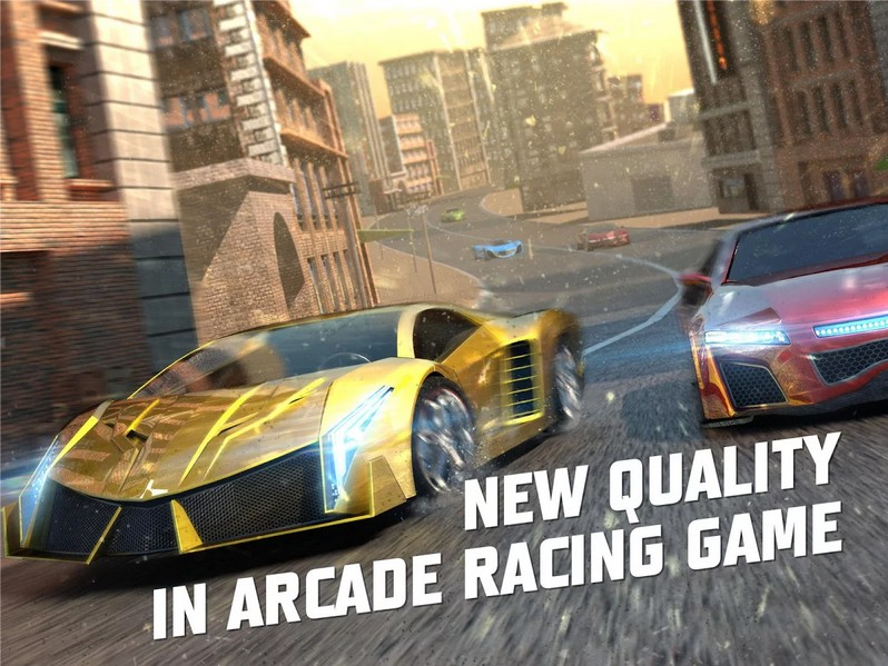 Racing 3D: Asphalt Real Tracks