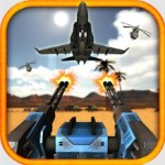 Plane Shooter 3D: War Game – сбиваем самолеты