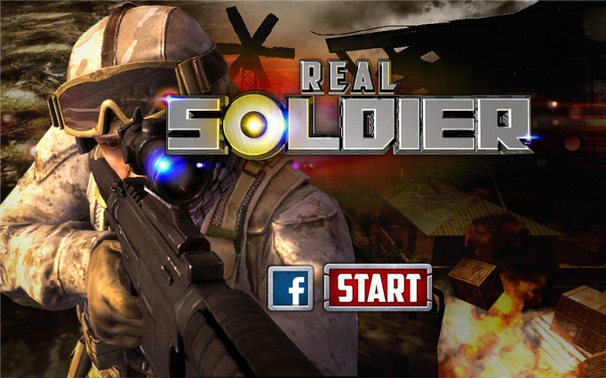 Real Soldier