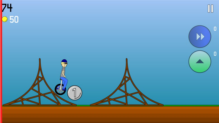 Syper Unicycle