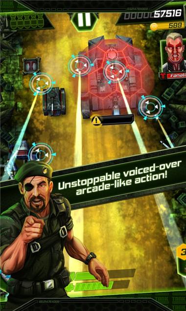 Tank Invaders: Shmup Evolved