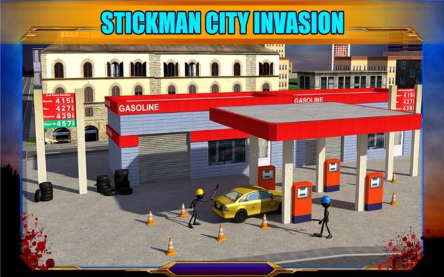 Stickman Sniper Shooting 3D