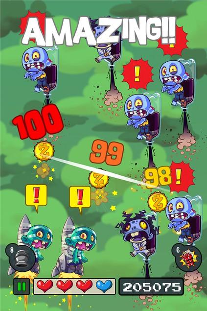 Bounty Hunter vs Zombie