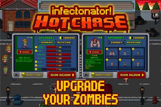 Infectonator Hot Chase