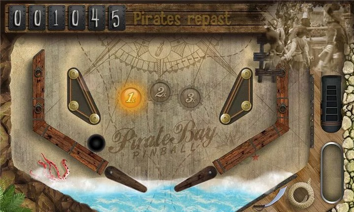Pirate Bay Pinball