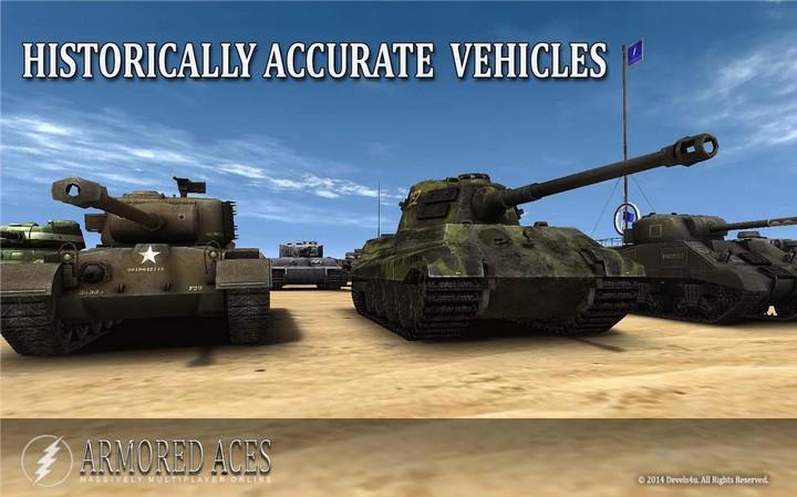 Armored Aces - 3D танки онлайн