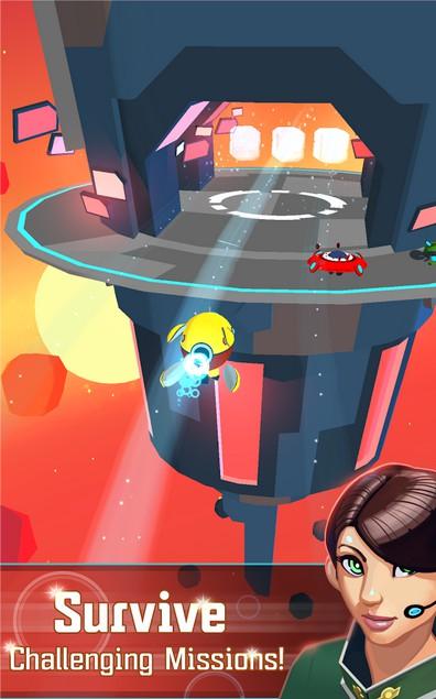 Galaxy Dash: Race to Outer Run