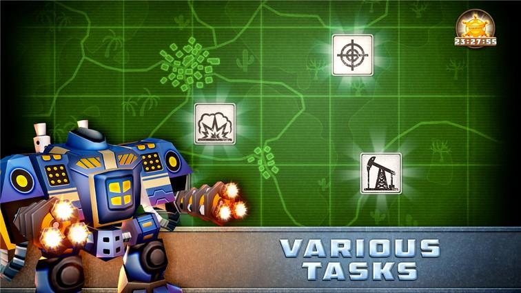 Стальной Шериф - боевой робот