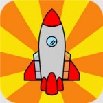 Rocket Craze – раннер на ракете