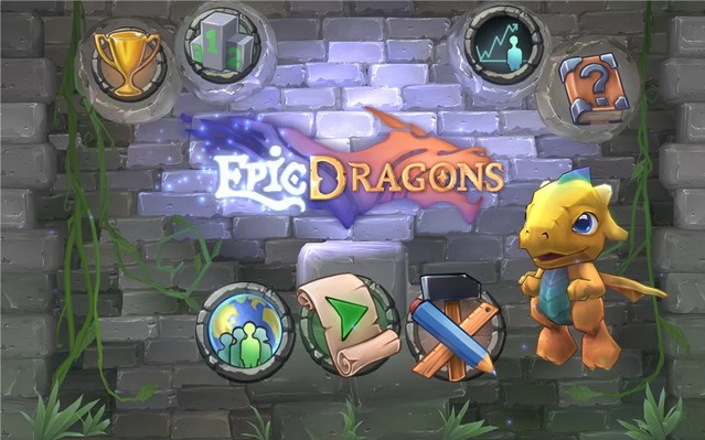 Epic Dragons
