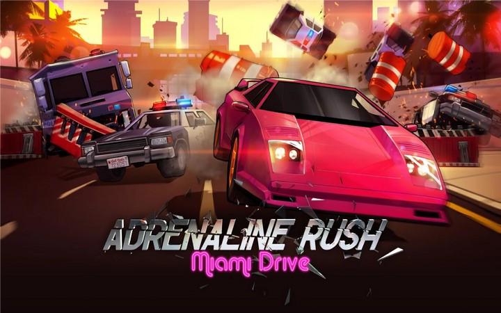Adrenaline Rush - Miami Drive