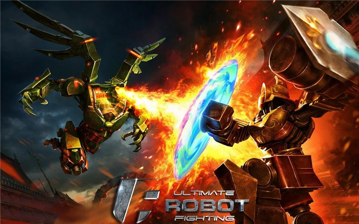 Ultimate Robot Fighting
