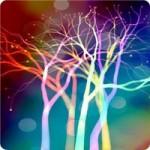 Plasma Tree Live wallpaper – красивый живой обои