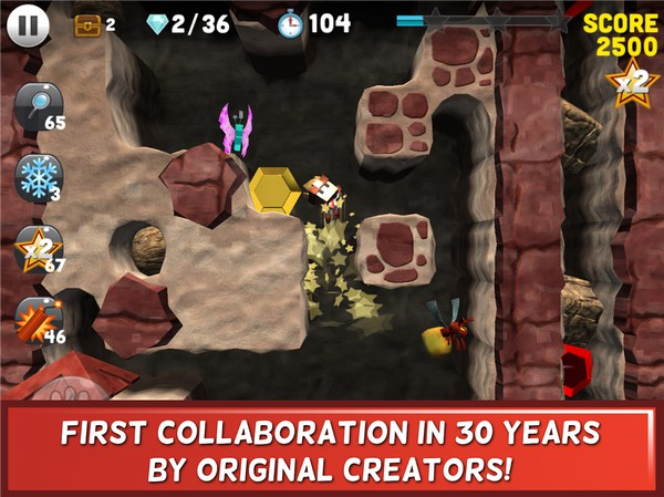 Boulder Dash®-30th Anniversary