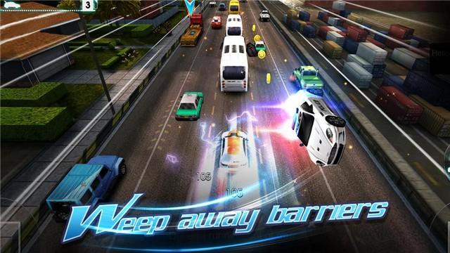 Infinite Racer-Blazing Speed