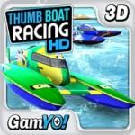 Thumb Boat Racing – водные гонки