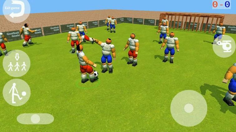 Goofball Goals Soccer Game 3D