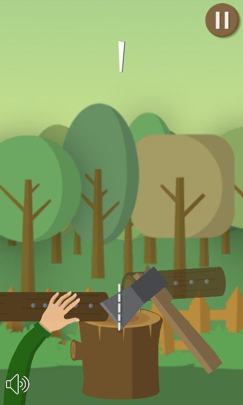 Симулятор лесоруба