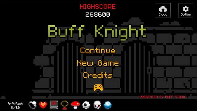 BUFF KNIGHT! - RPG RUNNER