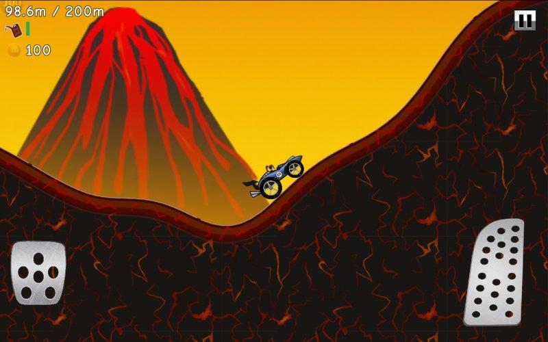 Hill Climb Madness