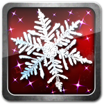 Snow Stars – красивый живой обои!