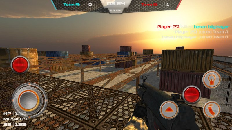 Bullet Party - Online FPS