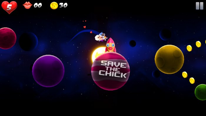 Space Chicks