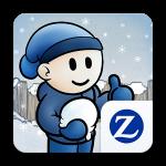 Zurich SnowZone Game – игра в снешки