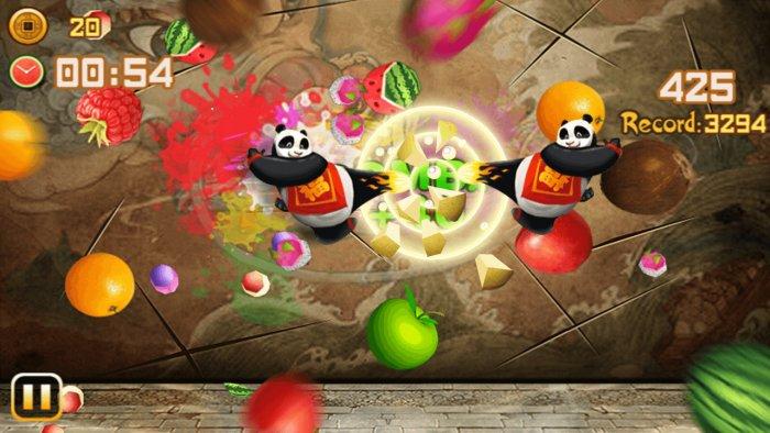 Kung Fu Fruit