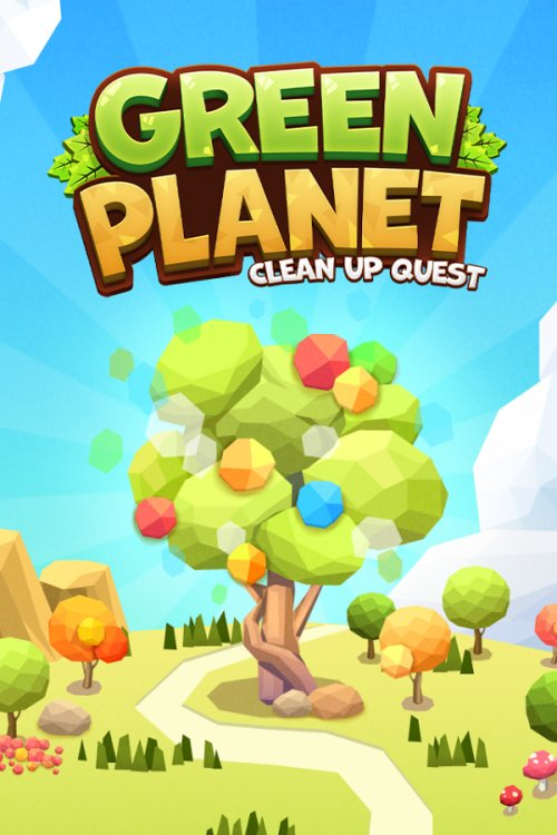 Green Planet: Clean Up Quest