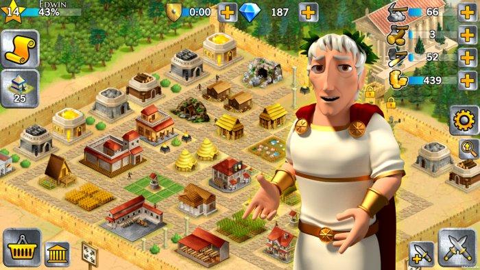 Battle Empire: Roman Wars