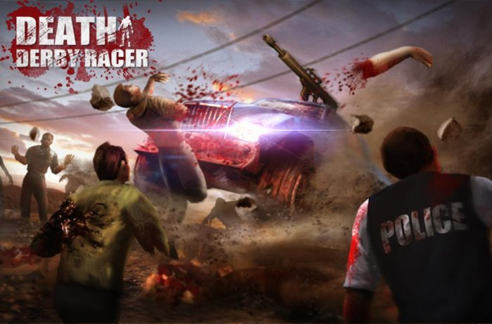 Death Derby Racer: Zombie Race