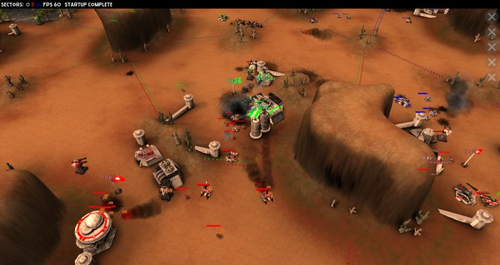 ProjectY RTS 3D public beta