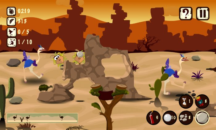 Desert Hunter