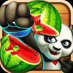 Kung Fu Fruit – нарезка фруктов