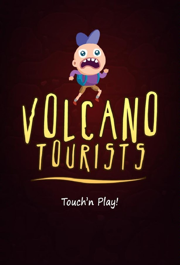 Volcano Tourists