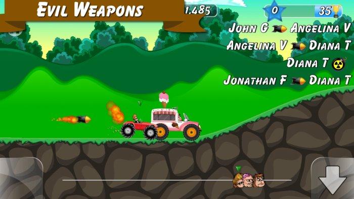 Junk Race