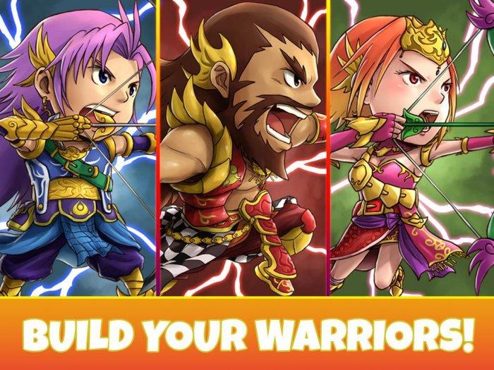 Mahabharat Warriors