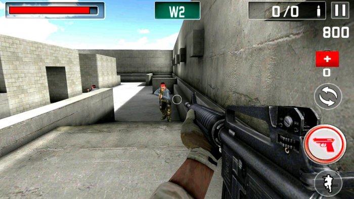 Gun Shoot War
