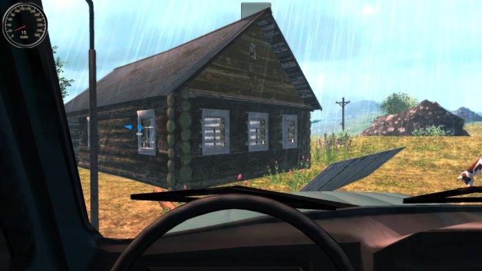 Uaz 4x4 OffRoad Simulator 2015