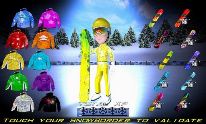 Snowboard Racing Ultimate