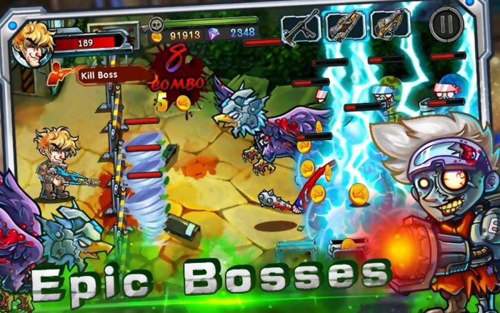 Zombie Go Ballistic: Rampage